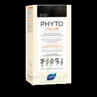Phytocolor Kit Coloration Permanente 3 Châtain Foncé à LE LAVANDOU
