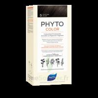 Phytocolor Kit Coloration Permanente 5 Châtain Clair à LE LAVANDOU