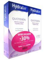 Hydralin Quotidien Gel Lavant Usage Intime 2*200ml à LE LAVANDOU