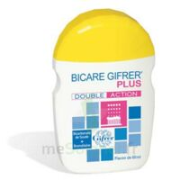 Gifrer Bicare Plus Poudre Double Action Hygiène Dentaire 60g à LE LAVANDOU