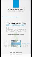 Toleriane Solution Démaquillante Yeux 30 Unidoses/5ml à LE LAVANDOU