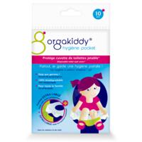 Orgakiddy Protège-cuvette Toilettes Xl Pochette/10 à LE LAVANDOU