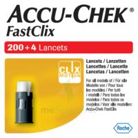Accu-chek Fastclix Lancettes B/204 à LE LAVANDOU