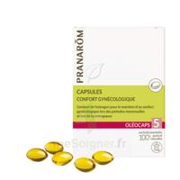 Oléocaps 5 Caps Cycle Menstruel Bio B/30 à LE LAVANDOU