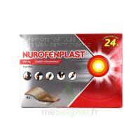 Nurofenplast 200 Mg Emplâtres Médicamenteux 4 Sachets à LE LAVANDOU