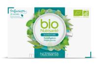 Nutrisanté Infusions Bio Respiratoire 20 Sachets à LE LAVANDOU