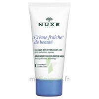 Crème Fraiche® De Beauté - Masque Hydratant 48h Et Anti-pollution50ml à LE LAVANDOU