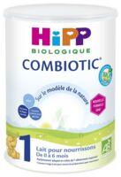 Hipp Lait 1 Combiotic® (nouvelle Formule Dha) Bio 800g à LE LAVANDOU