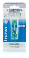 Inava Brossettes Recharges Vert Iso 6 2,2mm à LE LAVANDOU