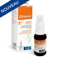 Pileje D3 Biane Spray 1000 Ui - Vitamine D Flacon Spray 20ml à LE LAVANDOU