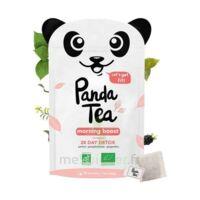 Panda Tea Morning Boost Detox 28 Sachets à LE LAVANDOU