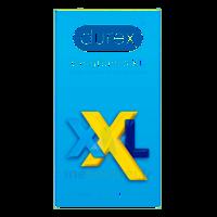 Durex Comfort Xxl Préservatif Lubrifié B/10 à LE LAVANDOU