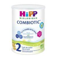 Hipp Lait 2 Combiotic® (nouvelle Formule Dha) Bio 800g à LE LAVANDOU