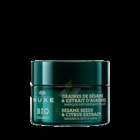 Nuxe Bio Masque Détoxifiant Eclat 50ml à LE LAVANDOU