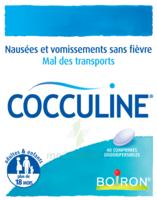 Boiron Cocculine Comprimés Orodispersibles B/40 à LE LAVANDOU